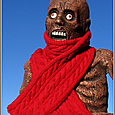 Red Scarf Project #1