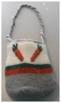 Bunny Bag for The Woolen Rabbit