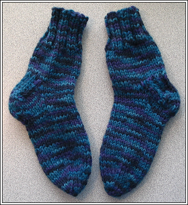 Magic 28 Socks - Pair 1
