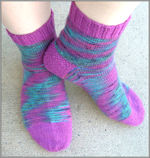 Cookie Socks 2007